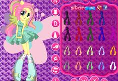 Игра Май литл пони: Одевалка Наряд для ВикиФур