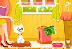 Игра Виртуальный котенок