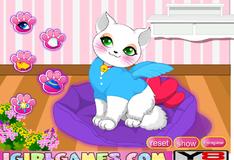 Новый образ для кошки