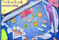 Игра Пинбол со сладостями