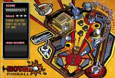 Игра Паровой пинбол