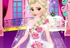 Игра Свадебный макияж принцессы