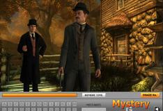 Игра Шерлок Холмс ишет буквы