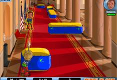 Игра Пейнтбол  с президентами
