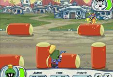 Игры в пейнтбол во время каникул