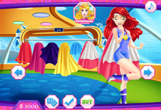 Игра Леди Баг и Ариэль Модное соревнование