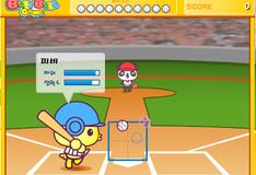 Игра Бейсбольнй матч