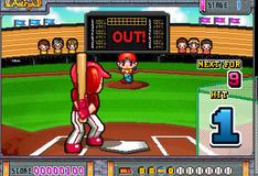 Игра Девочка играет в бейсбол