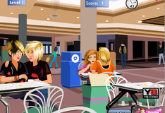 Знакомство в кафе