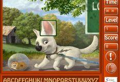 Игра Вольт: Скрытый алфавит