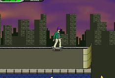 Игра Кик Бутовский на крыше