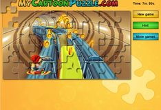 Игра Игра Сабвей серферы: Трики в метро