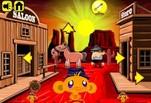 Играть бесплатно в Игра Счастливая обезьянка Вестерн