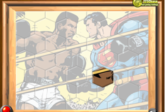 Супермен на ринге