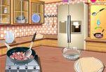 Игра Игра Кухня Сары Паста карбонара