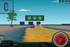 Игра Хот Вилс: 3D Гонка