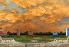 Игра Аватар: Последний маг воздуха - Борьба крепости 2