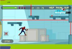 Игра Игра Человек-паук: Приключение будущего