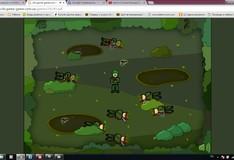 Игра Игра Выживание солдата