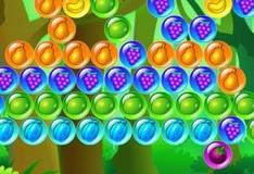 Игра Обезьяньи пузырьки