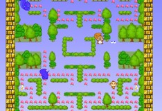 Игра Игра Обезьяна Pacman
