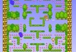 играйте в Monkey Pacman