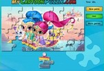 Играть бесплатно в Игра Шиммер и Шайн Пазлы