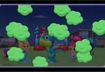 Играть бесплатно в Игра Шиммер и Шайн Сказка о принцессе дракона