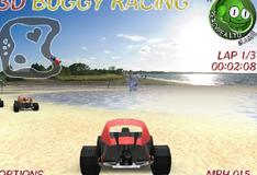3D гонка