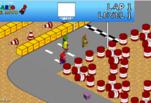 Играть бесплатно в Марио участвует в гонке