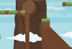 Игра Прыгун по платформам