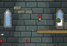 Игра Приключение на воздушных шариках