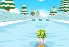Игра Ледовое приключение Пороро