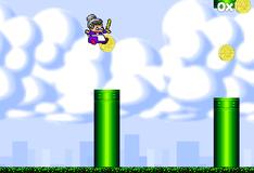 Игра Летающая бабка