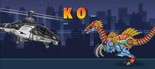 Война роботов: собирать вертолет