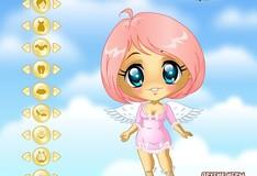 Игра Игра Одежда для милого ангелочка