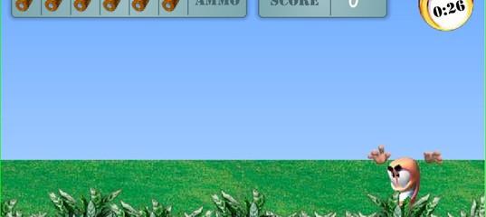 Игра Червяки 3Д Резня