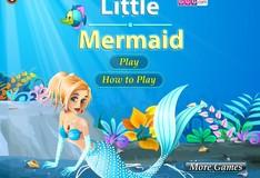 Игра Игра Русалка под Водой