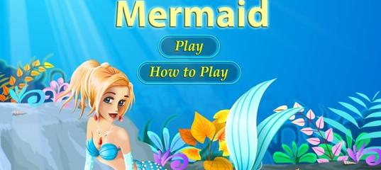 Игра Русалка под Водой