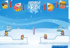 Игра И игра в снежки