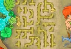 Игра Сантехники из джунглей 2