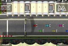 Игра Гоночные соревнования Гран При