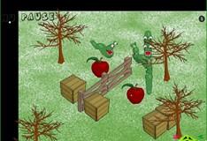Игра Игра Вторжение безумных червей