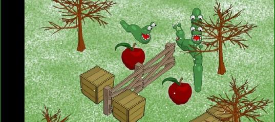 Игра Вторжение безумных червей