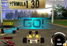Игра Формула 1 3D