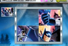 Игра Пятнашки с Бэтменом