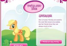 Игра Май Литл Пони: Тесты Моя маленькая пони