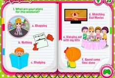Игра Игра Тесты малышки Барби