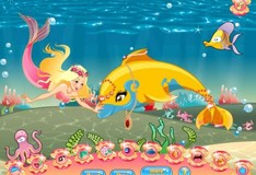 Игра Игра Русалка и Дельфин