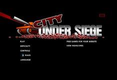 Игра Игра Город под осадой